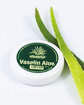 Vaselin Aloe para labios