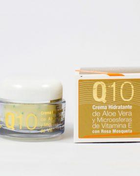 Crema Hidratante Q10 Aloe