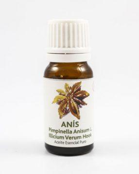 Aceite esencial Anís estrellado 10ml – La Botiga del Aloe Ref. 3005