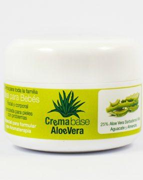 Crema Aloe puro neutra