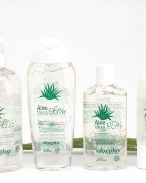 Aloe vera puro 95%
